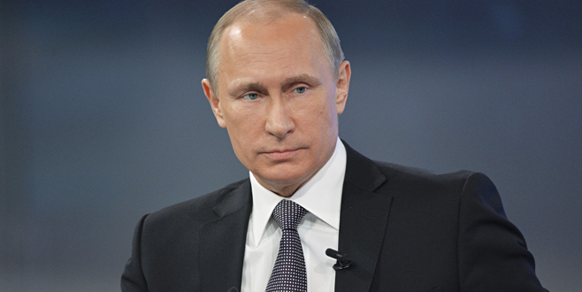 Putin'den füze tepkisi