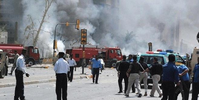 IŞİD'in kanlı pazarı: 35 ölü