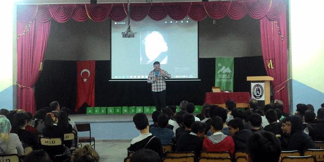 BKK Harmancıklı öğrencileri ödüllendirdi