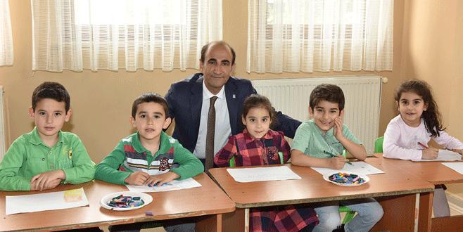 2 bin 264 çocuğa ücretsiz eğitim