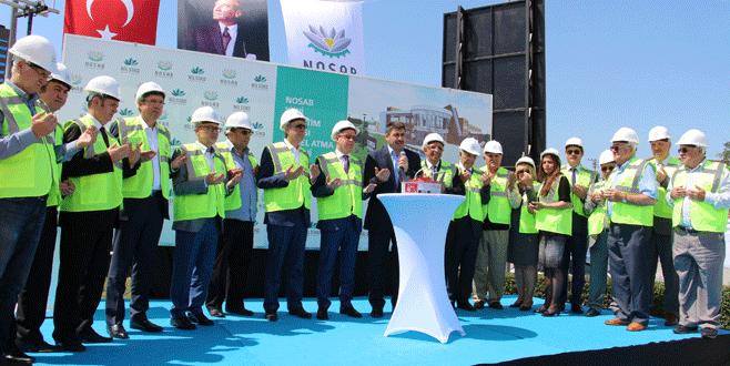 NOSAB'a yeni yönetim binası