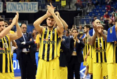 Fenerbahçe'den basketbolculara teşekkür mesajı