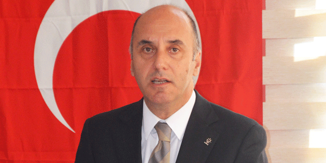AK Parti Mudanya yeni yönetimi tanıttı