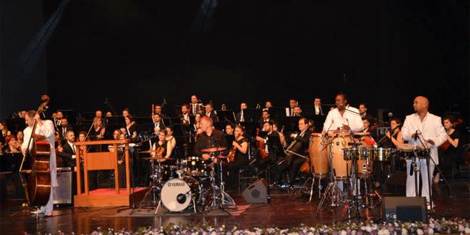 55. Uluslararası Bursa Festivali başladı