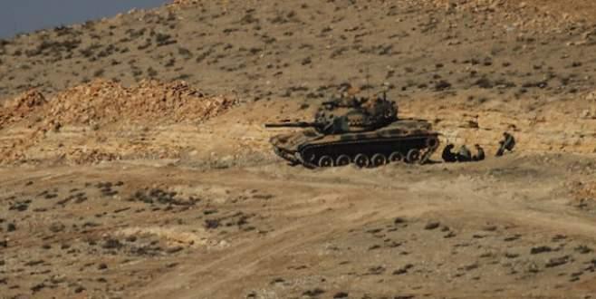 Kilis'te tank patladı!