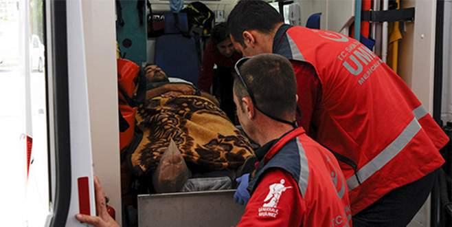 Ata Demirer trafik kazası geçirdi!