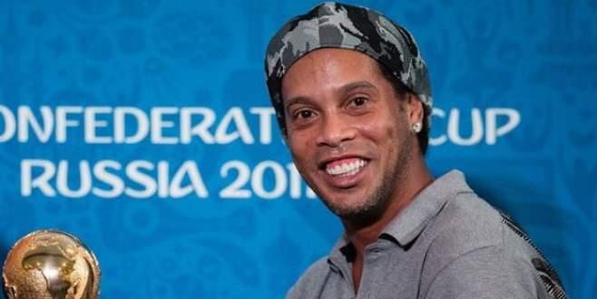 Antalyaspor, Ronaldinho ile prensip anlaşmasına vardı