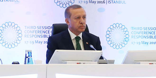 Erdoğan: 'Bu ikircikli tavır nereye kadar?'