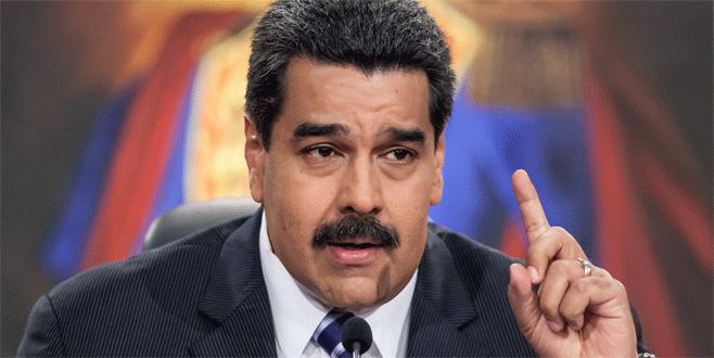 Maduro'dan orduya tam yetki