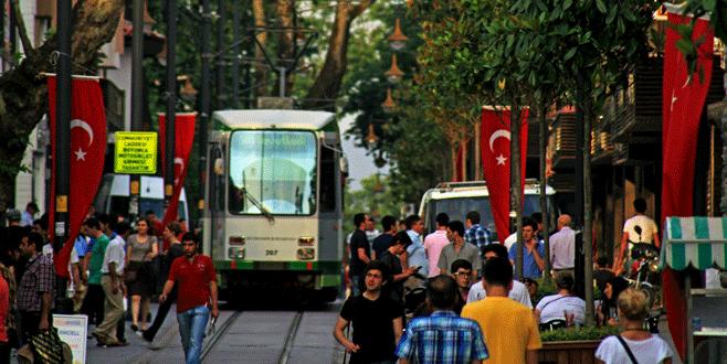 Bursa'da 409 bin genç var