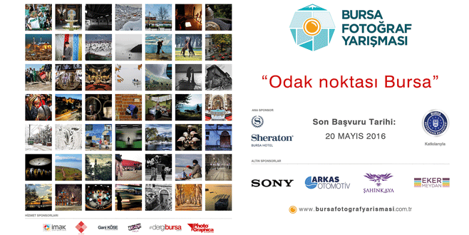 Bursa Fotoğraf Yarışması'nda geri sayım