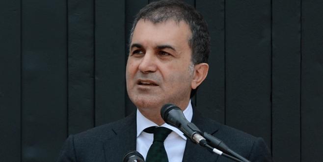 Çelik: 'Kılıçdaroğlu harfleri bile utandıran bir konuşma yaptı'