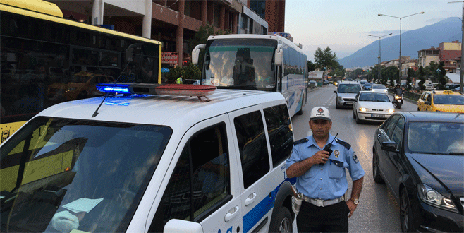 Bursa'da yanlış alarm ortalığı ayağa kaldırdı