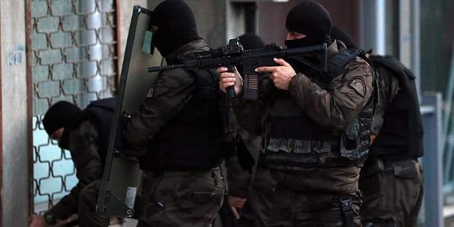 Terör örgütü DAEŞ'e yönelik operasyon