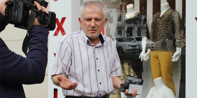 Bursa'da dolandırıcının hesabına 700 bin lira yatıracaktı ki…