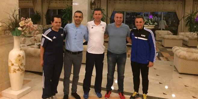 Cengiz Korucu FIFA Semineri'nde