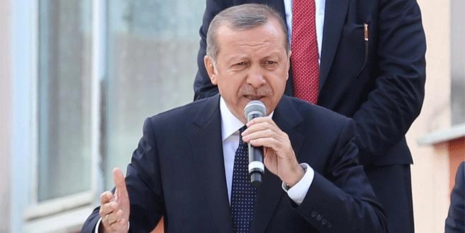 Erdoğan: 'Referanduma gidilseydi…'