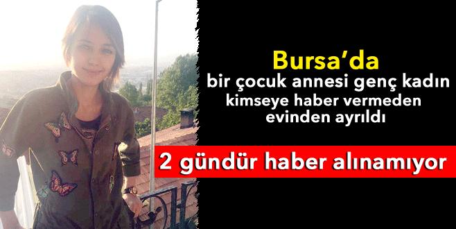 Bursa'da 2 gündür kayıp