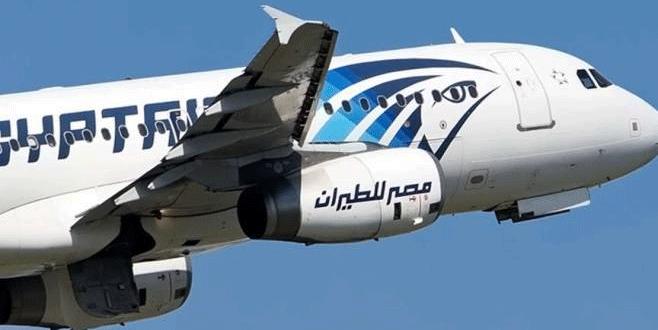 Düşen Mısır uçağında yangın şüphesi