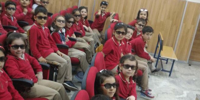Okullarda film oyunu