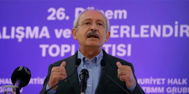 'Dokunulmazlıkların kaldırılması Meclis'in kaldırılmasıdır'