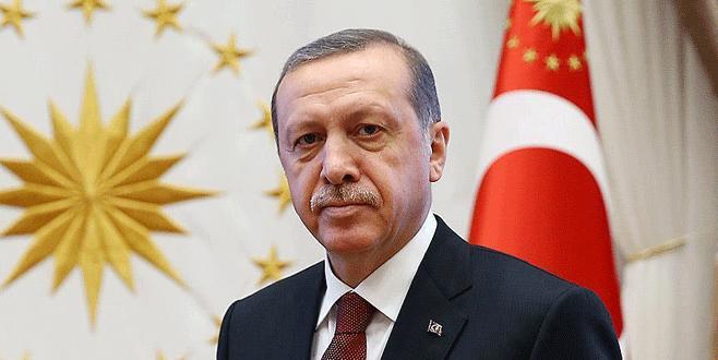 Erdoğan'dan kongrede başkanlık mesajı