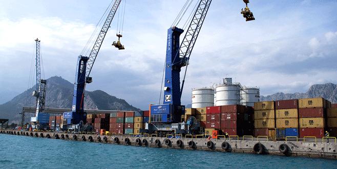 345 milyon dolarlık ihracat