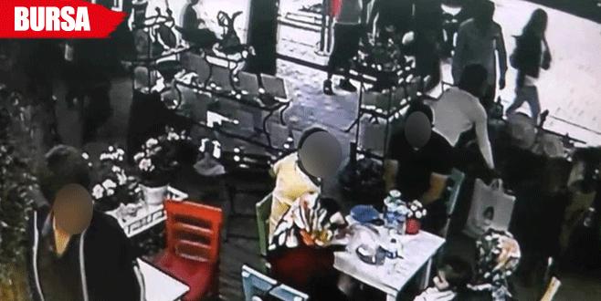 Bursa'da festivalde hırsızlık şoku!
