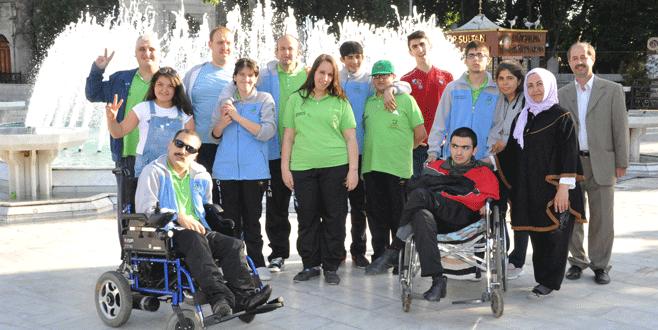 Engelli vatandaşlar için kültür turu
