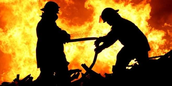Yatılı okulda yangın: 18 ölü