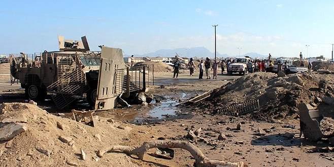 Yemen'de intihar saldırısı: 30 ölü