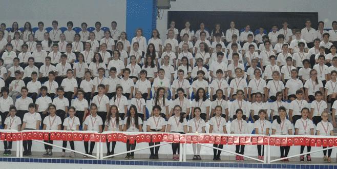 Emine Örnek Okulları'ndan 3 dünya birinciliği daha