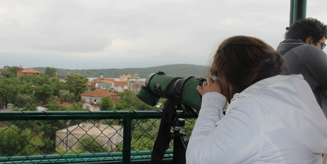 Kuş Gözlem Günü'nde Yaşar Kemal'i andılar