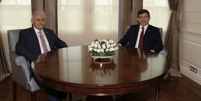 Başbakan Yıldırım yeni görevini devraldı