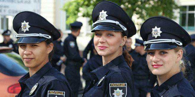Ukrayna polisini Türkiye eğitecek
