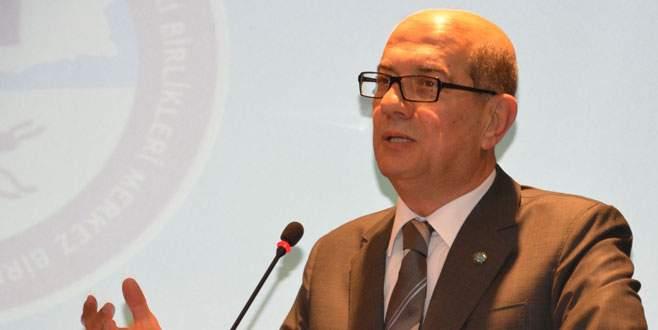 Şarlı yeniden TESKOMB Genel Başkan Vekili