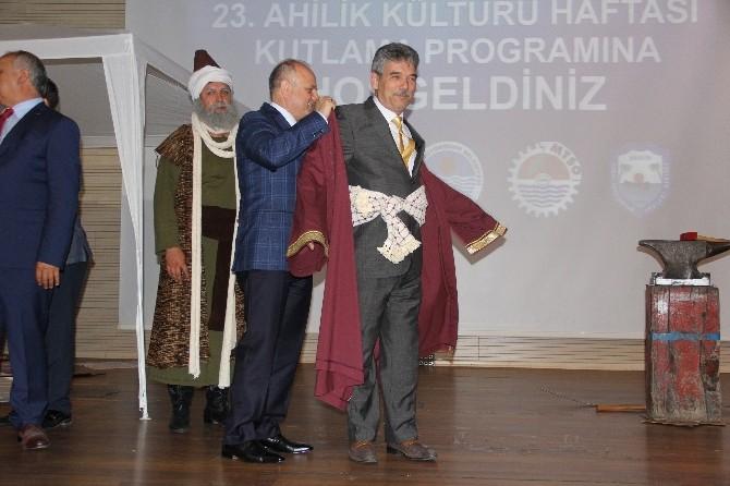 Mersin'de Ahilik Kutlamaları Başladı