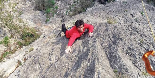 Keles tırmanışın merkezi oluyor
