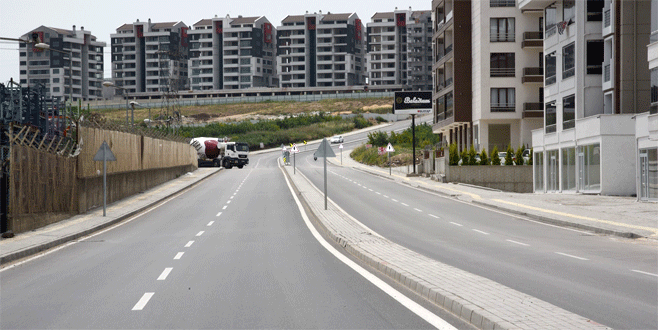 Bursa'da Sıhhiye Bulvarı ile ulaşıma köklü çözüm