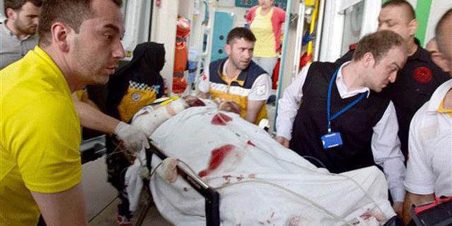 Terör saldırısı: Barajda mayın patladı!