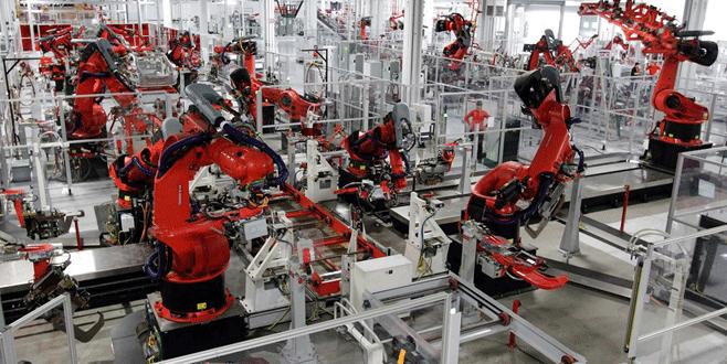 Robotlar 60 bin kişiyi işsiz bıraktı