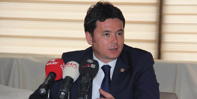 Aydın'dan 6 aylık icraat raporu
