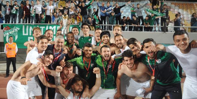 Bursaspor'un kurtuluşu bu gençler