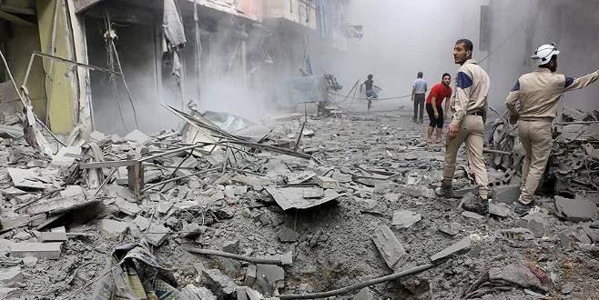 İşte Suriye'deki iç savaşın acı bilançosu!