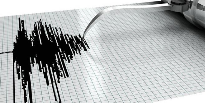 Bursa'da 2.3 şiddetinde deprem