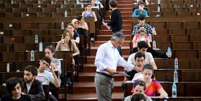 'Sınavsız geçişin' bu yıl da devamı için düğmeye basıldı