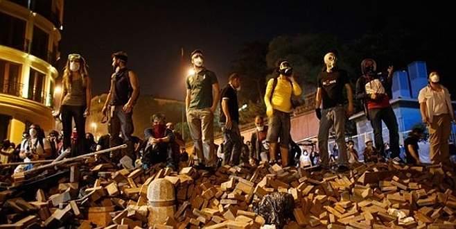 'Gezi' en büyük tahribatı ekonomiye verdi