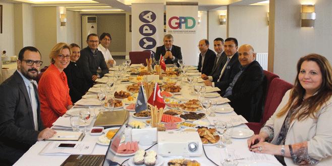 Gıda perakendecileri Bursa'da buluştu