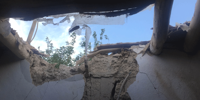 Kilis'e 3 roket mermisi atıldı: 5 kişi yaralandı