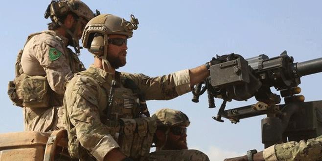 ABD'den 'YPG arması' için açıklama